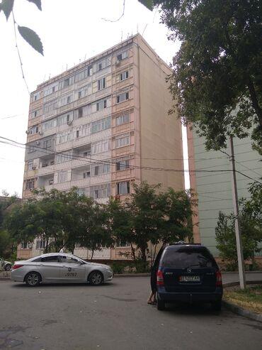 Продажа квартир - Лоджия застеклена - Бишкек: 106 серия, 1 комната, 35 кв. м Бронированные двери, Видеонаблюдение, Дизайнерский ремонт