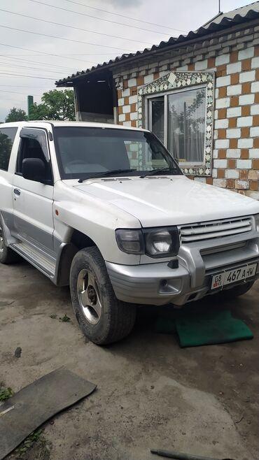прицеп автомобильный в Кыргызстан: Mitsubishi Pajero 3.5 л. 1998
