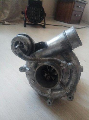 Продам турбину,не знаю от чего, картридж под ремонт,вся