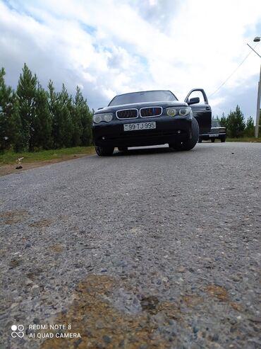 88 elan   NƏQLIYYAT: BMW 735 3.6 l. 2004   303000 km