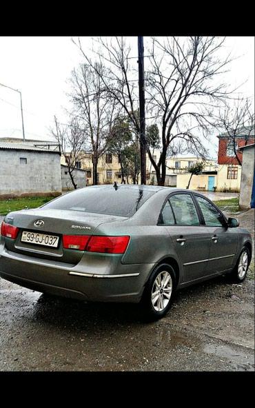 sonata - Azərbaycan: Hyundai Sonata 2009