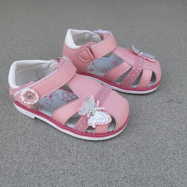 Под ортопедические сандали для девочек 350 сом 23 размер