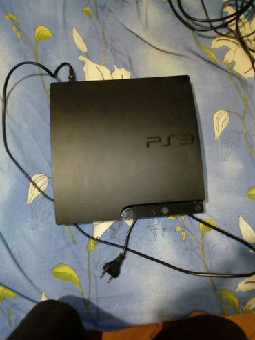Play Station 3   320gb 4.78 - Paracin