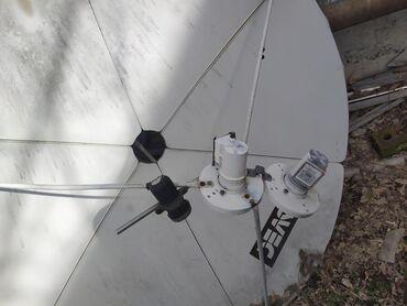 купить-спутниковую-тарелку в Кыргызстан: Продаю Антенну Svec спутниковую без ресивера500сом#спутник