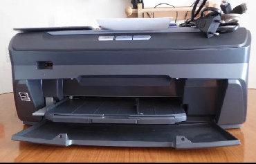 Принтеры - Кыргызстан: Принтер epson r270 с доноркой Б/У  В рабочем состоянии и печатает отли