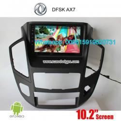 DFSK AX7 Car stereo audio radio android GPS navigation camera in Kathmandu