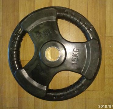 Sumqayıt şəhərində Çəki daşı.Blin F50.olimpiski