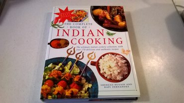 Τhe complete book of indian cooking - Shehzad husain και Rafi σε Athens