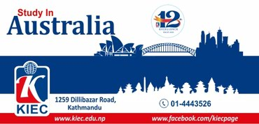 Study in Australia with Scholarship from KIEC in Kathmandu