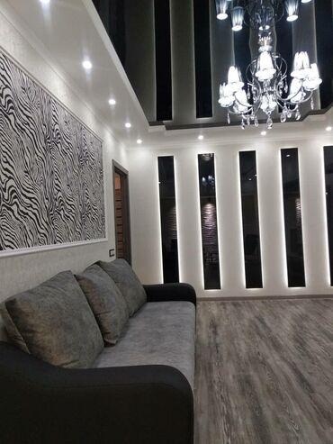 Посуточная аренда квартир - Собственник - Бишкек: Посуточно! Сдаю 2 ком квартиру в центре города, с шикарным