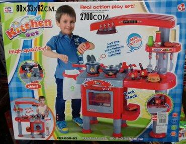 детские игровые наборы. с доставкой по Бишкеку. цены на фото в Лебединовка