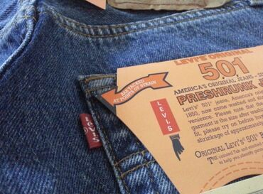 Fly ds110 - Beograd: Levi's 501 farmerice  Nove, Levi`s 501, ženske farmerke.  Made in USA