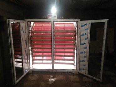 Bakı şəhərində 5000 yumurtalik tam avtomatik inkubator satiram. Inkubatorlarimiz, tam