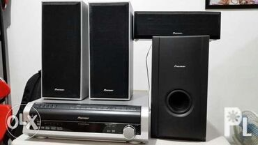 диски музыка в Кыргызстан: Продаю Домашний кинотеатр 5.1 Pioneer(акустическая система 5.1.)В