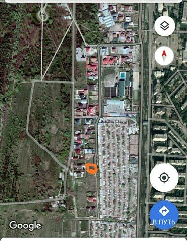 Продается участок 8 соток район парка в Бишкек