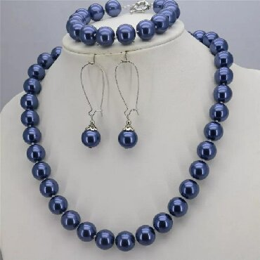 Ostalo   Cuprija: Izrada nakita od bisera,poludragog kamenja,kristala. Birate boju i