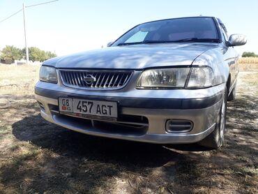 Nissan - Шопоков: Nissan Sunny 1.8 л. 2001