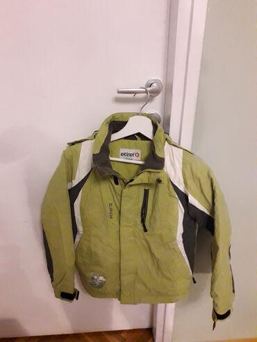 Ski jakne - Srbija: Dečija skij ETIREL jakna. Cena 1 200 dinara