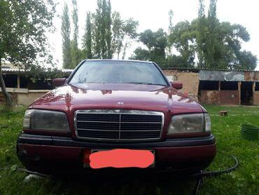 Mercedes-Benz в Шопоков: Mercedes-Benz C 180 1.8 л. 1993 | 1000 км