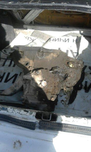 каробка нехияга сол жак граната кирген жери сынган. жалал абадта в Бишкек