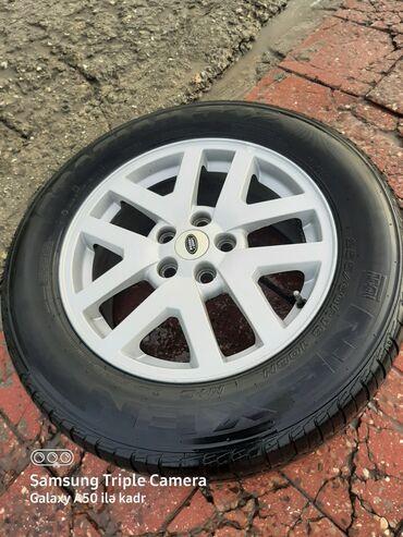 hard disc - Azərbaycan: Land Rover disc təkər. ■ Disc təkər ideal vəzyətdə əyrisi çatı yoxdu