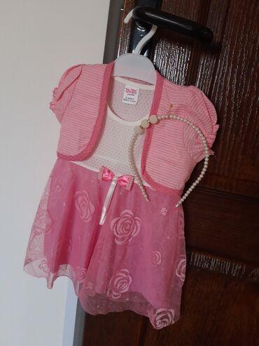Dečija odeća i obuća - Negotin: Haljina za devijcice od 2god