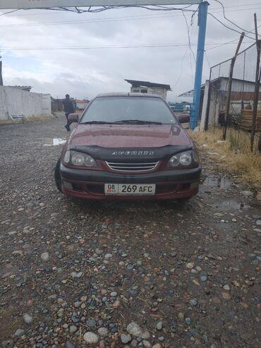 Toyota Avensis 2 л. 2000 | 258975 км