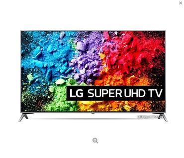 Bakı şəhərində LG televizor 140 sm 55 SK 7900 super UHD 4K smart .Mışka pult ila