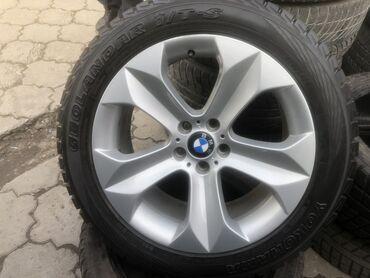 самсунг а 50 цена in Кыргызстан | SAMSUNG: Продаю диски //BMW X5-X6 шины б/у зима липучка 255/50 R19 YOKOHAMA
