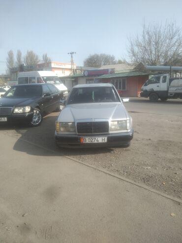 Mercedes-Benz W124 2.3 л. 1988 | 96583 км