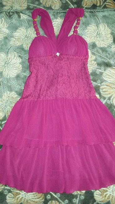 Продаю коктейльное платье. Одевалось в Бишкек