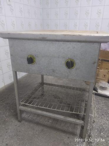 Плита 3х фазка состояние отличное в Бишкек