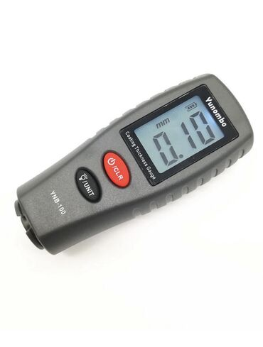 3127 объявлений: Толщиномер ЛКП Yunombo YNB-100 - это новый электронный измерительный