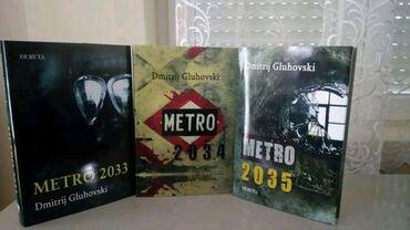 Metro - komplet knjiga