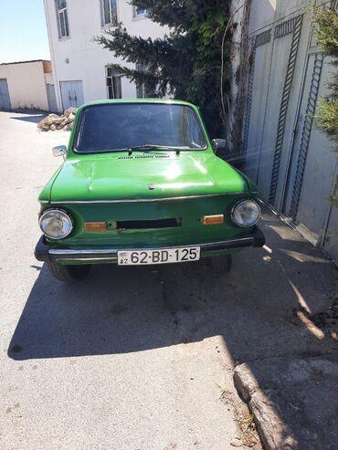 zaz 968m - Azərbaycan: ZAZ 968 Zaporozhec 1.2 l. 1987   125000 km