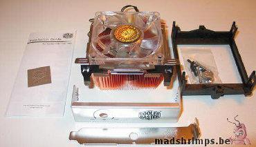 Sam svoj gazda - Srbija: Cooler master vortex dreamza socket 754 i 939, sa potenciometrom koji