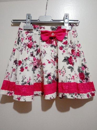 Bmw x6 m50d servotronic - Srbija: Nova pamucna suknjica za devojcice. Velicina 6