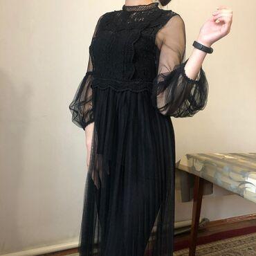 куплю платье в Кыргызстан: Кружевное платье Размер стандарт