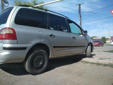 Транспорт - Студенческое: Ford Galaxy 2.3 л. 2001 | 476031 км