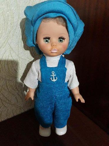 детский велосипед 90 х годов в Кыргызстан: Кукла фабрики Весна Изготовлена в начале 90- х. Одежда и обувь родная