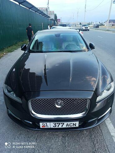 Jaguar - Кыргызстан: Jaguar XJ 3 л. 2013
