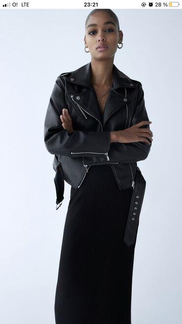 Продаю куртку Zara (оригинал) Брала дороже  Одевала 1 раз (новая) Разм