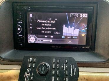 usb адаптер для наушников в Кыргызстан: Продаю отличный 2-диновый магнитофон чистый оригинал Пионер USB, disk