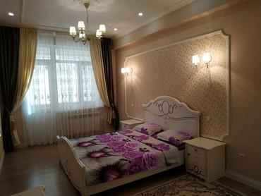 Шикарная 2-х комнатная квартира 120кв. в 7 мкр.  Квартира новая после