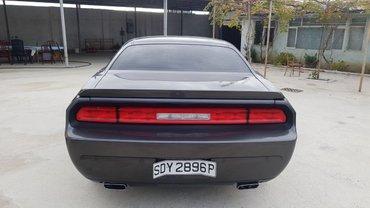 Sumqayıt şəhərində Dodge Challenger 2014