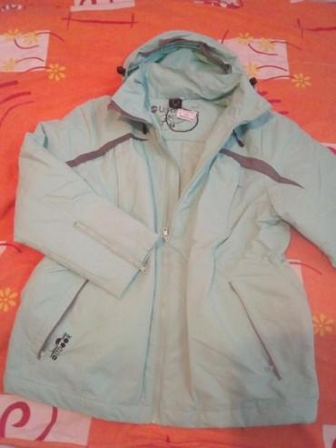 Nova ženska zimska ski jakna kupljena u Nemačkoj, br. 40, obim grudi - Sabac