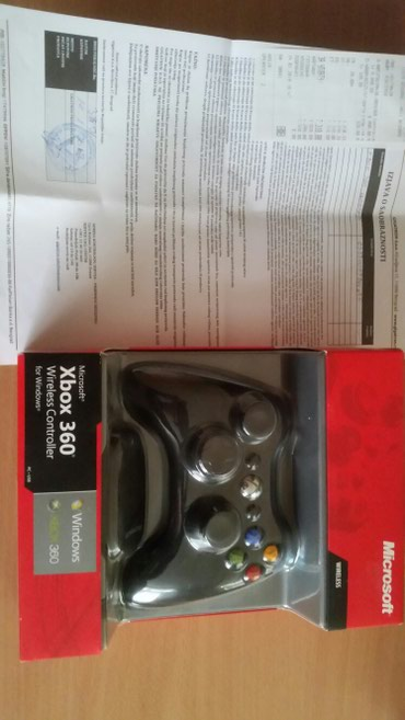Xbox 360 Wireless Controller - Beograd