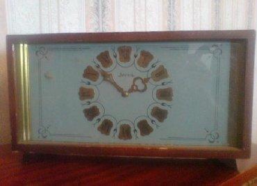Антикварные часы в Азербайджан: Saat Vesna