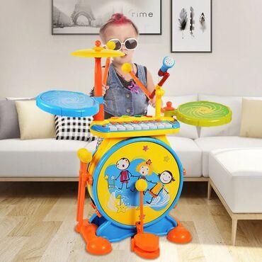 Распродажа детских игрушек!! Спешите! Все дешего!  Большой музыкальный
