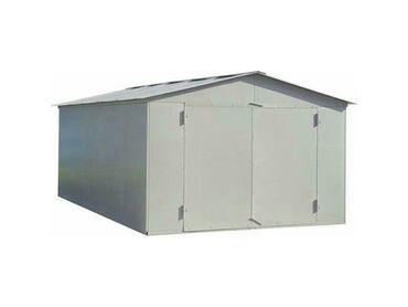 металлический шифер цена бишкек в Кыргызстан: Продаю гаражи: 1) металлический 3х6 с местом под охраной, внутри есть